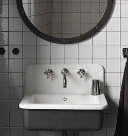 Encimeras de Corian para baño