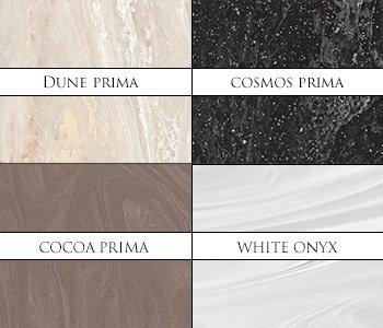 paleta colores encimeras corian