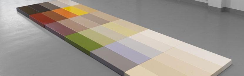 Catálogo de colores de encimeras Corian