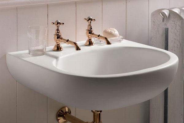 decoración de baños con Corian